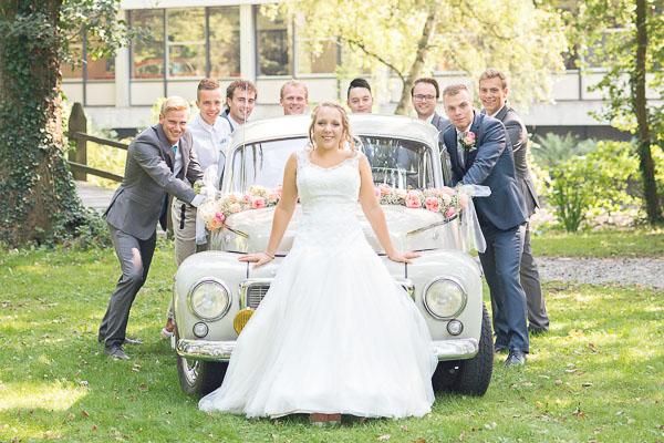 Bruiloftsfotografie Dedemsvaart - Bruidsfotograaf Overijssel